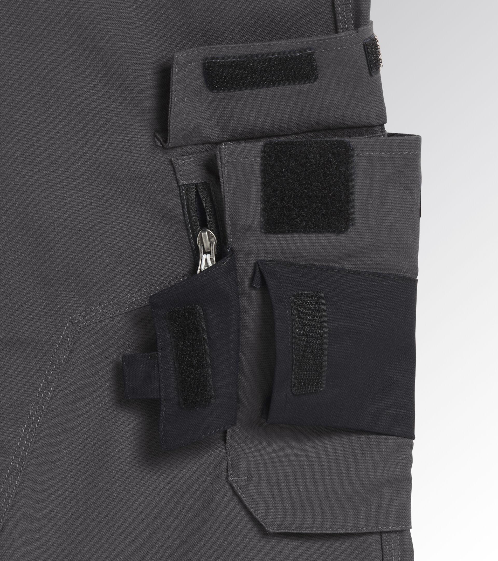 Apparel Utility UOMO PANT TOP PERFORMANCE BLACK COAL Utility