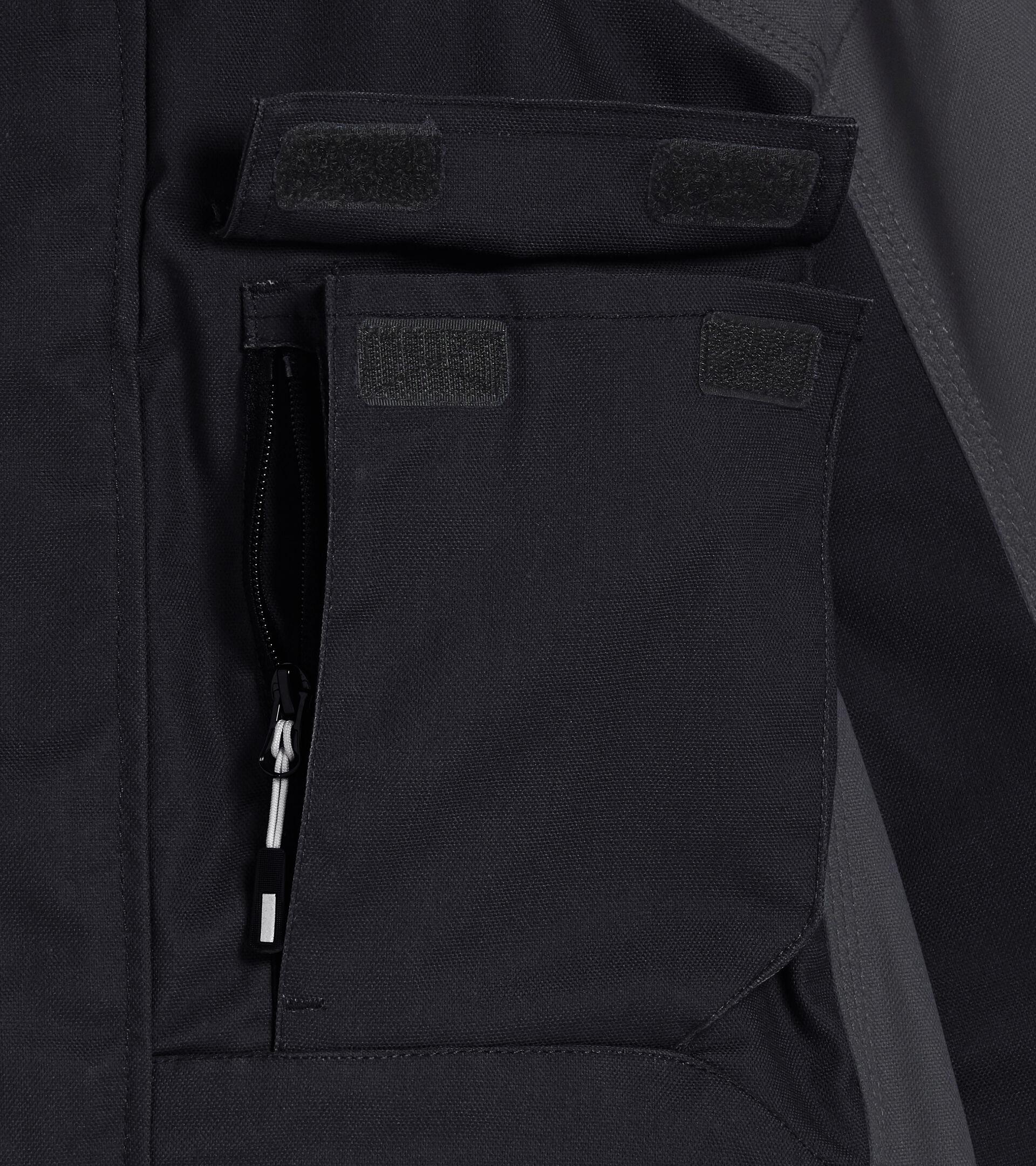 Apparel Utility UOMO WORKWEAR JKT TECH BLACK Utility