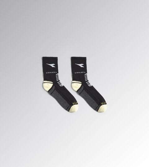 Accessories Utility UNISEX TECH SUMMER SOCKS BLACK/DARK GULL GREY Utility