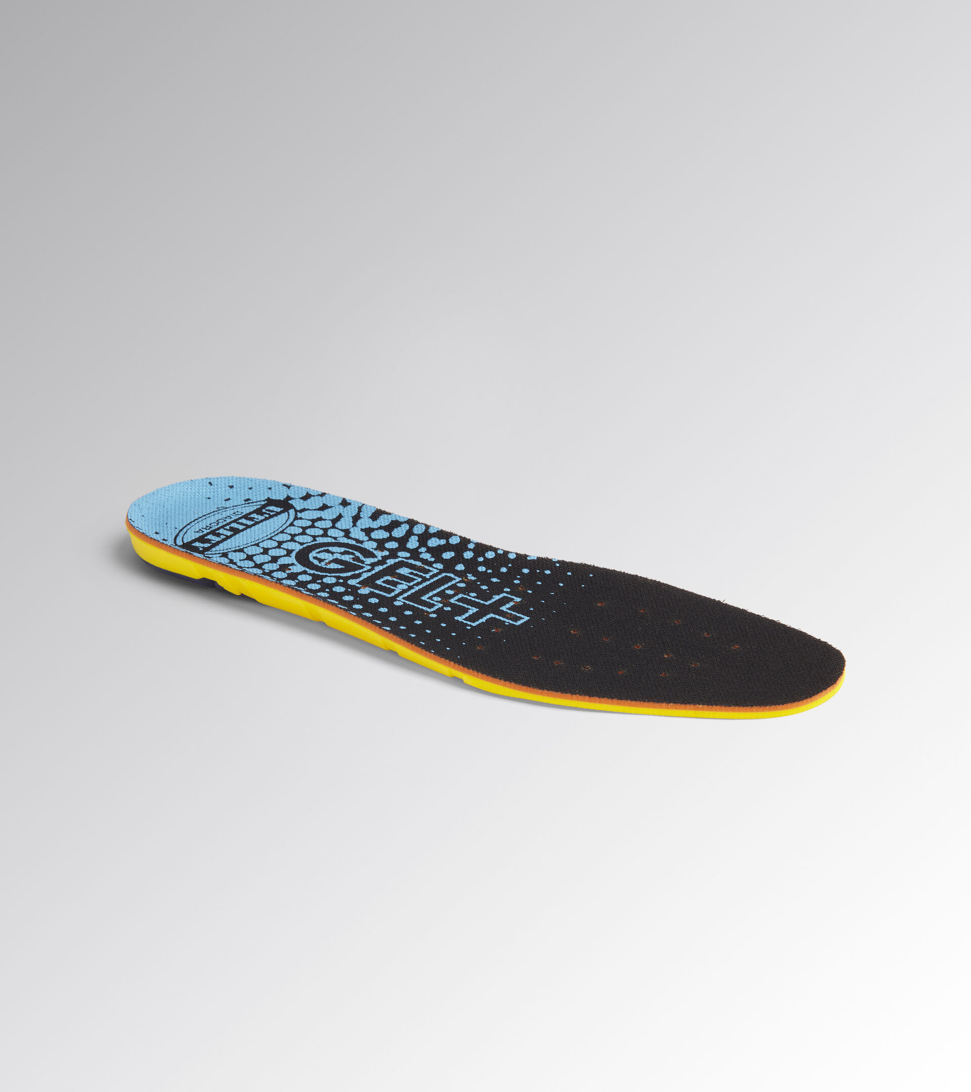 Accessories Utility UNISEX INSOLE GEL PERFORMANCE SKY BLUE/YELLOW UTILITY Utility