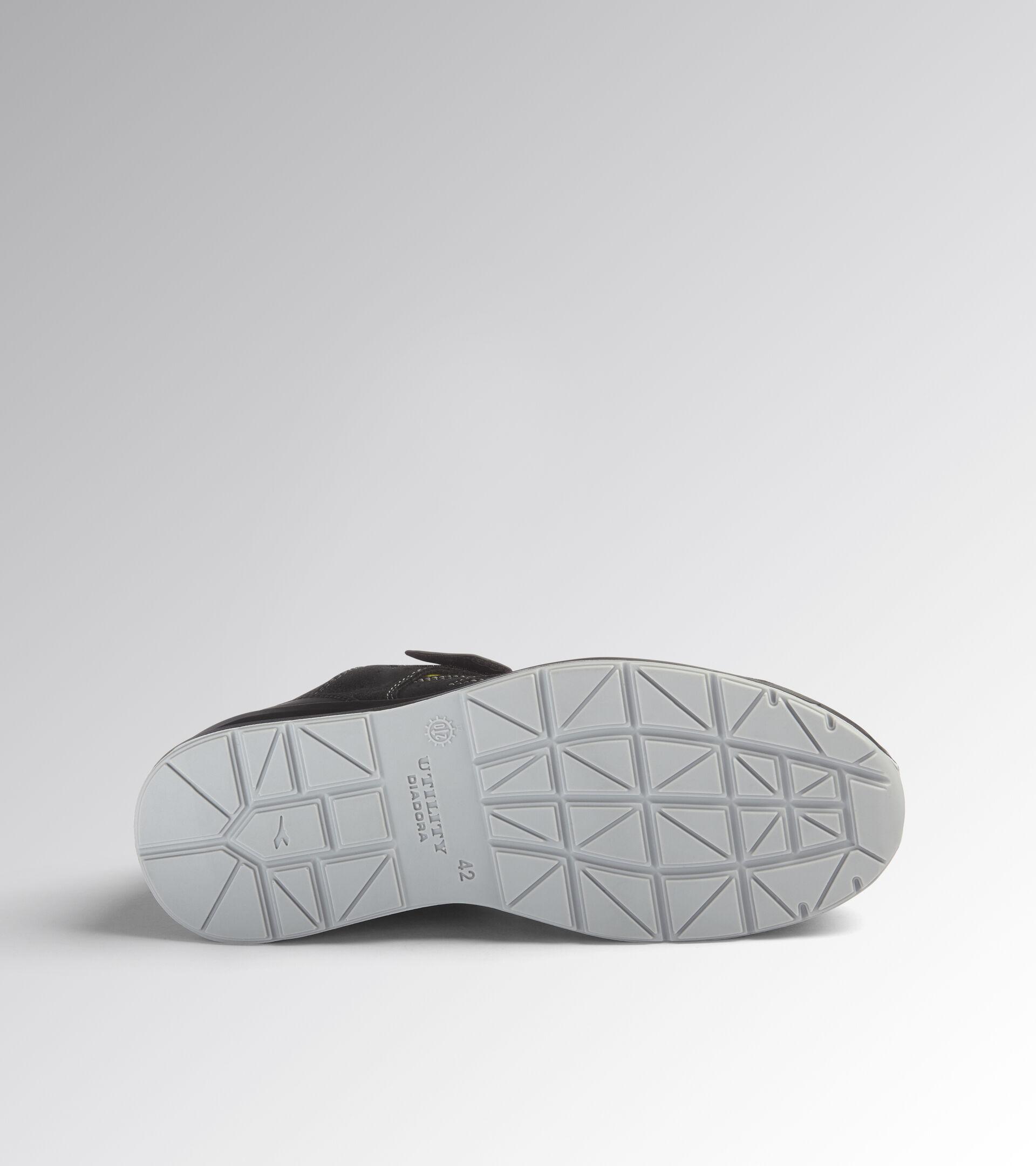 Footwear Utility UNISEX RUN NET AIRBOX SANDAL S1P SRC BLACK/ANTHRACITE Utility