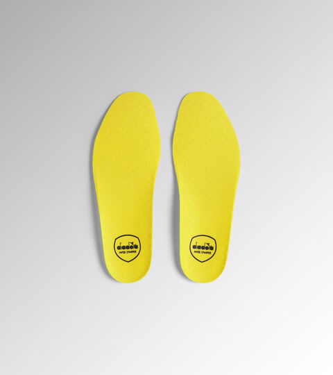Accessories Utility UNISEX INSOLE PU GLOVE MDS YELLOW UTILITY/BLACK Utility