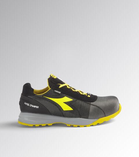 Footwear Utility UNISEX GLOVE MDS MATRYX LOW S1P HRO SRC GRAY/YELLOW Utility