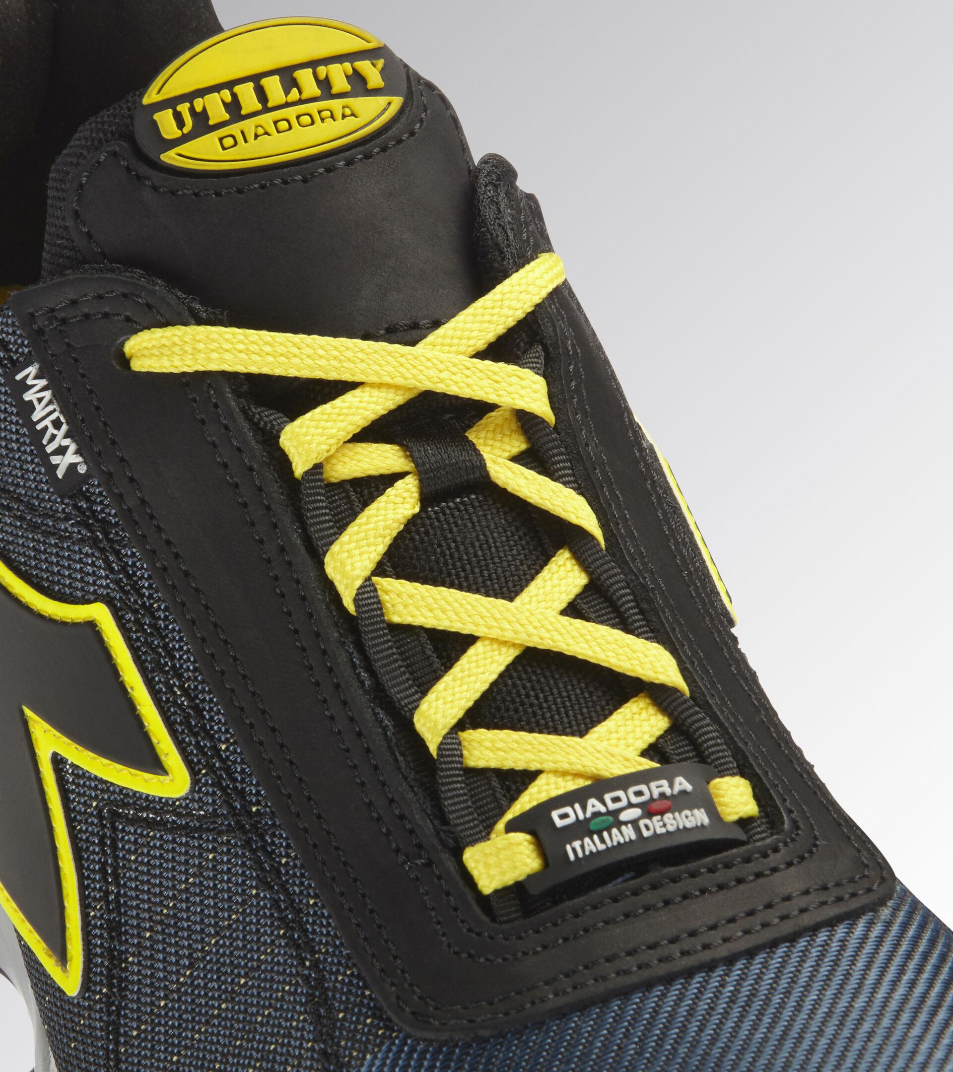 Footwear Utility UNISEX GLOVE MDS MATRYX LOW S3 HRO SRC DEEP BLUE/BLACK Utility