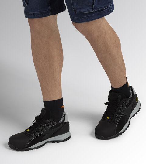 Footwear Utility UNISEX GLOVE NET LOW PRO S3 HRO SRA ESD BLACK Utility