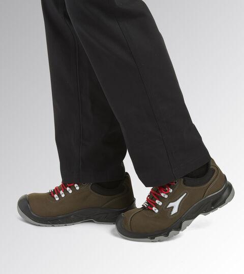 Footwear Utility UNISEX DIABLO WINTHERM LOW S3 CI SRC GREEN RAGE Utility