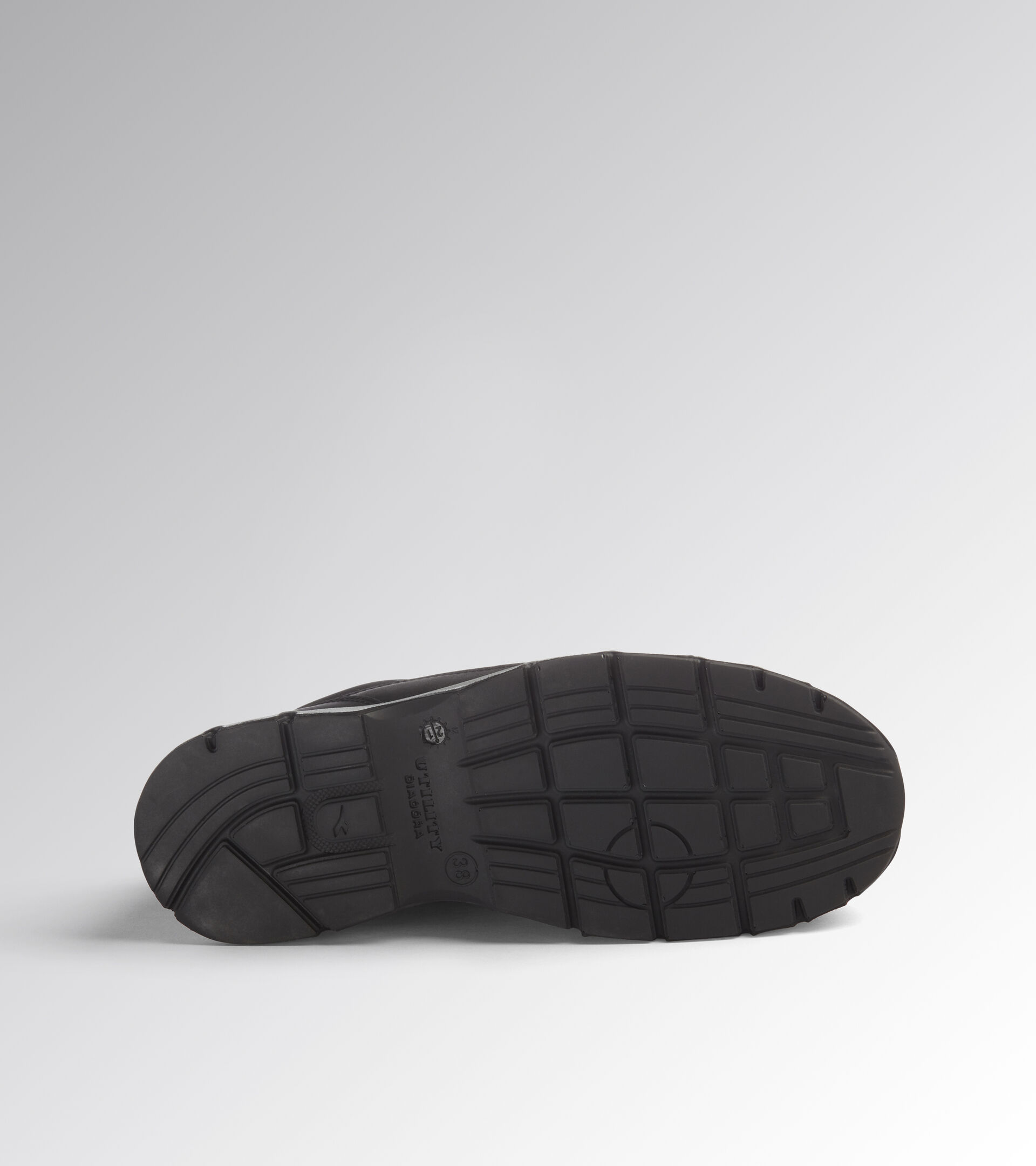 Footwear Utility DONNA RUN LOW S3 SRC ESD BLACK/FUCSIA RED Utility