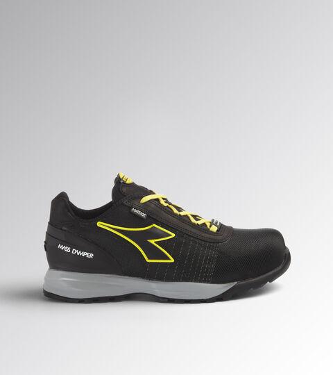 Footwear Utility UNISEX GLOVE MDS MATRYX LOW S3 HRO SRC BLACK /BLACK Utility