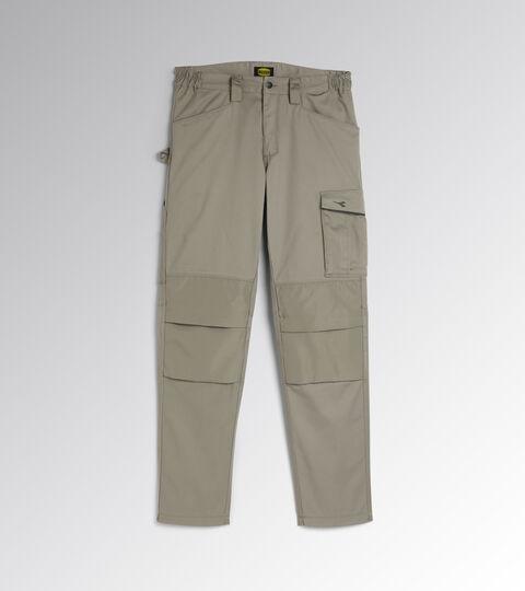 Work trousers PANT ROCK STRETCH PERFORMANCE GREY HEMP - Utility