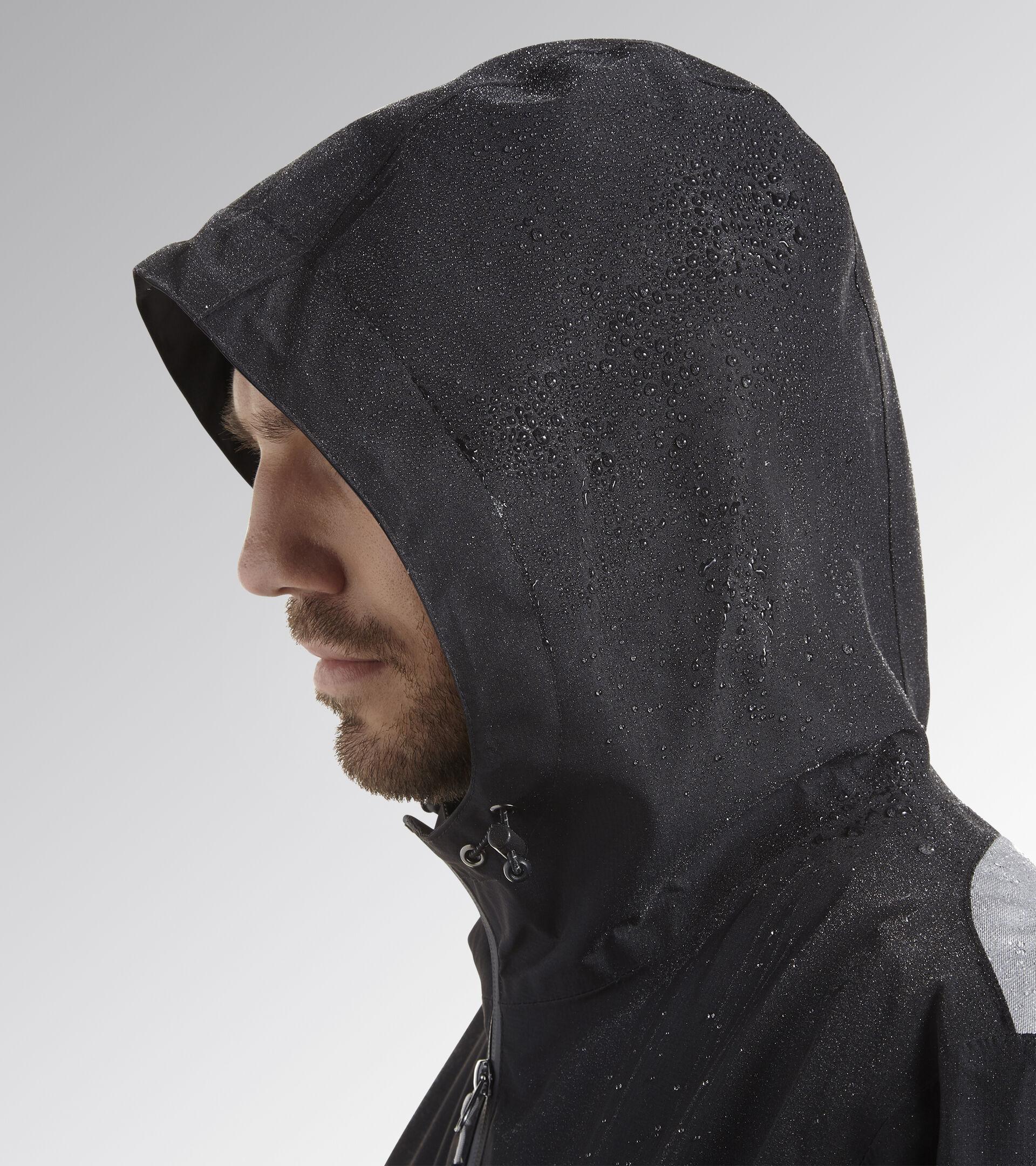 Apparel Utility UOMO RAIN JKT TECH EN 343 BLACK Utility