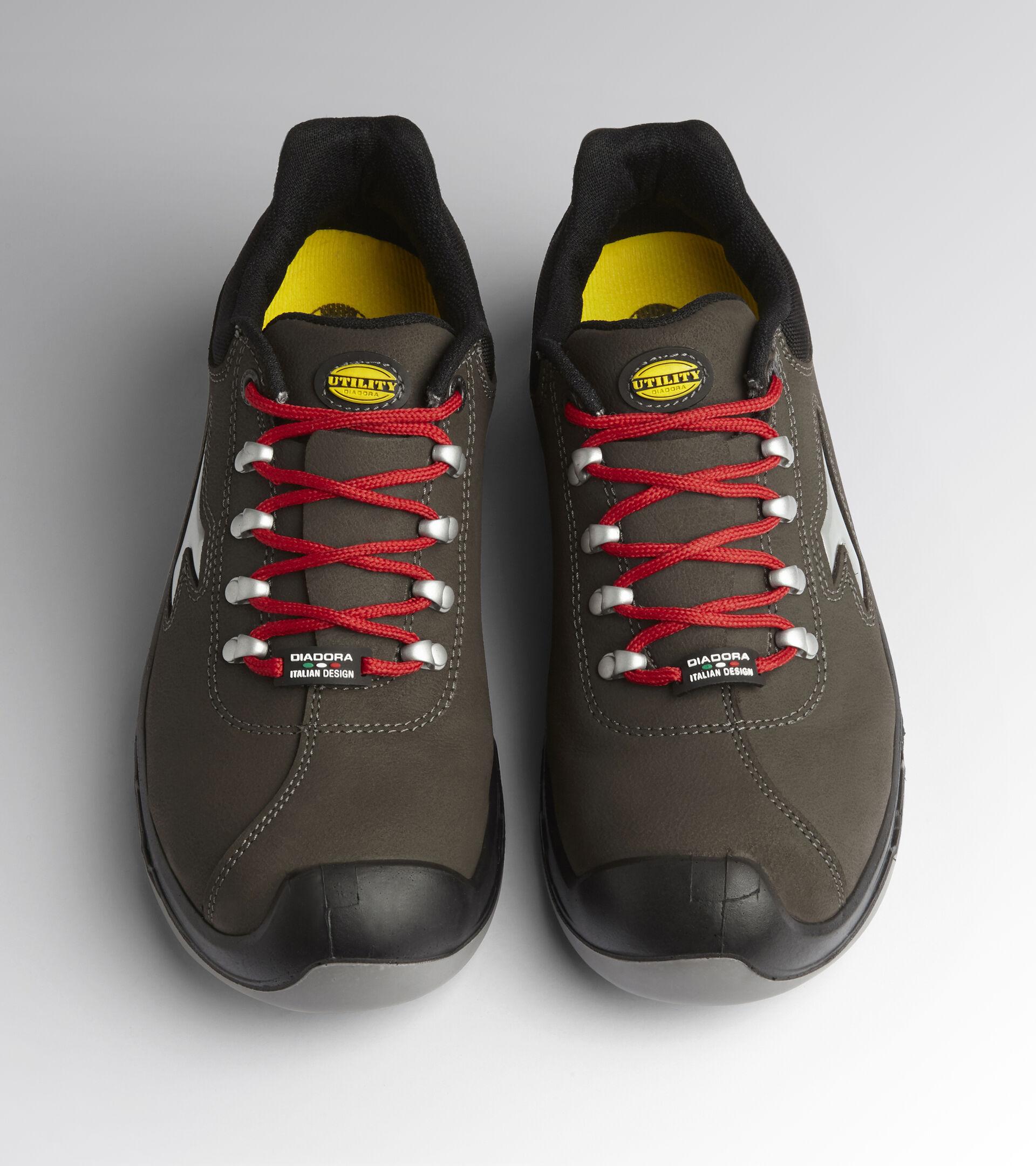 Footwear Utility UNISEX DIABLO WINTHERM LOW S3 CI SRC OLIVE NACHT Utility