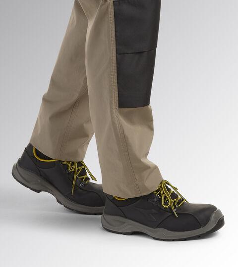 Footwear Utility UNISEX FLOW LOW S3 SRC BLACK Utility