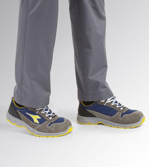 Footwear Utility UNISEX RUN G TEXTILE LOW S1P SRC CASTLE ROCK/INSIGNIA BLUE Utility