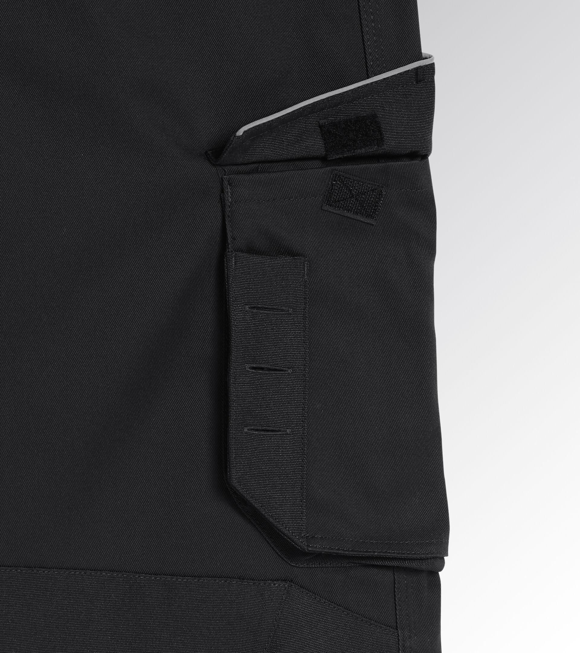 Apparel Utility UOMO PANT ROCK WINTER PERFORMANCE BLACK Utility