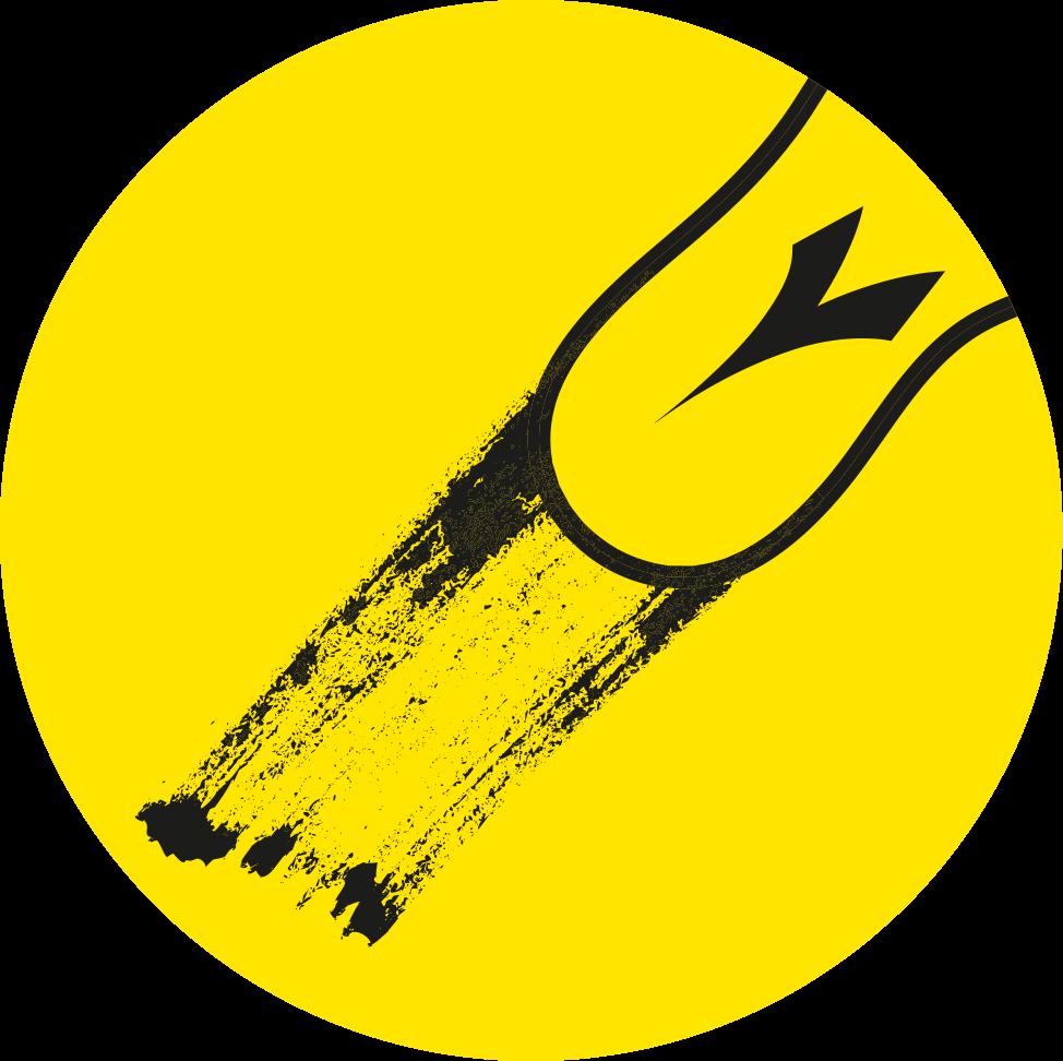 Non-marking sole