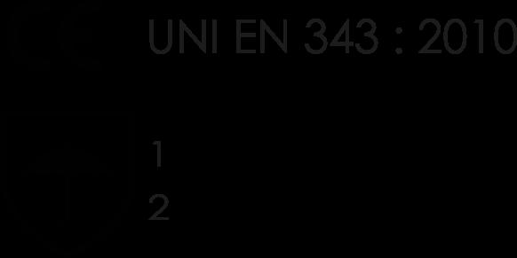 UNI EN 343:2010 1/2