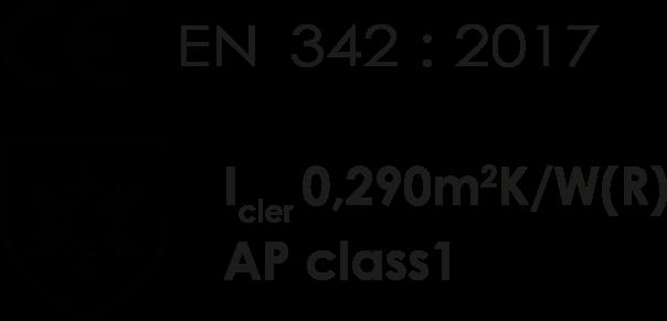 EN 342:2017